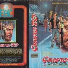 Cine: CRISTO 70 - ALEJANDRO GALINDO - VHS. Lote 54254732