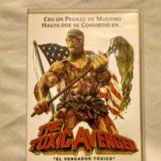 Cine: PELÍCULA VHS: EL VENGADOR TÓXICO. Lote 54380229
