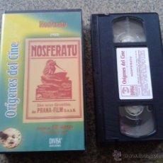 Cine: NOSFERATU -- F. W. MURNAU -- ORIGENES DEL CINE --. Lote 54470295
