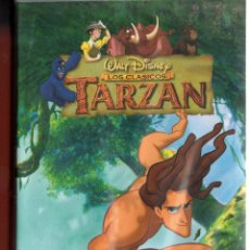 Cine: . VHS TARZAN. Lote 54549925