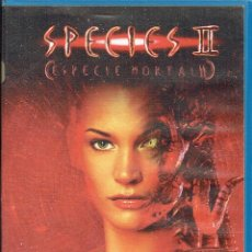 Cine: SPECIES II. ESPECIE MORTAL II. Lote 54947409