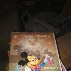 Cine: CANAL DISNEY VOLUMEN 7 - BETAMAX. Lote 55144356