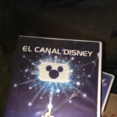Cine: CANAL DISNEY VOLUMEN 1 - BETAMAX. Lote 55144367