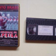 Cine: CINTA VÍDEO VHS: LOS BURDELES DE PAPRIKA (TINTO BRASS) LAUREN FILMS, 1991 ¡ORIGINAL!. Lote 55365491