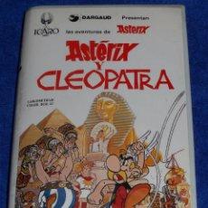 Cine: ASTERIX Y CLEOPATRA - ICARO FILMS (1ª EDICIÓN). Lote 55371427