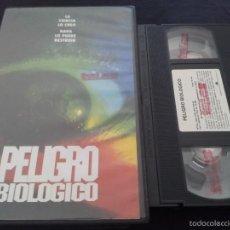 Cine: PELIGRO BIOLOGICO-STEVE LATSHAW-TERROR. Lote 55554931
