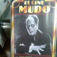 Cine: EL FANTASMA DE LA OPERA (RUPERT JULIAN, 1925) LON CHANEY INICIO HORROR UNIVERSAL ED. FILMAX. Lote 55684176