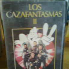 Cine: LOS CAZAFANTASMAS II - 2 - (IVAN REITMAN, 1989) ED RCA 1991. Lote 55691413
