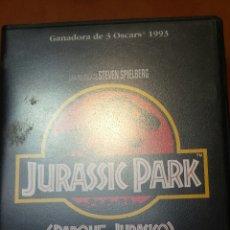 Cine: JURASSIC PARK VHS. Lote 55695525