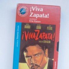 Cine: VIVA ZAPATA! ELIA KAZAN - EL MUNDO LAS CIEN PELICULAS DE NUESTRA VIDA: 18 MEXICO INSURGENTE. Lote 55800007