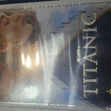 Cine: PELÍCULA TITANIC VHS. Lote 55815340