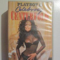 Cine: VHS PLAYBOY LATOYA JACKSON. Lote 55885516