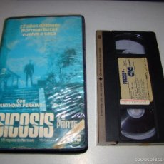 Cine: VHS - PSICOSIS II. Lote 56031684