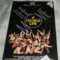 Cine: THE MOVIE A CHORUS LINE. Lote 56043239
