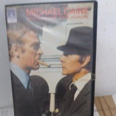 Cine: DOLARES DE PLATA- VHS- MICHAEL CAINE. Lote 56085255