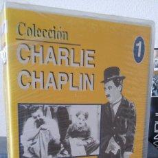 Cine: COLECCIÓN CHARLIE CHAPLIN. Nº 1. EL CONDE, CHARLOT TRAMOYISTA. NUEVA, SIN DESPRECINTAR.. Lote 56198524