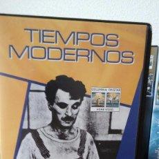 Cine: TIEMPOS MODERNOS. CHARLES CHAPLIN.. Lote 56198679