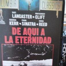 Cine: DE AQUÍ A LA ETERNIDAD. DIRIGIDA POR FRED ZINNEMANN.. Lote 56198769