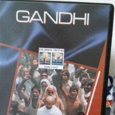 Cine: GHANDI. DE RICHARD ATTENBOROUGH.. Lote 56199093
