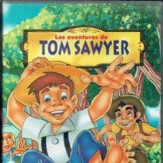 Cine: LAS AVENTURAS DE TOM SAWYER. Lote 56269882