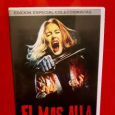 Cine: EL MÁS ALLÁ - E TU VIVRAI NEL TERRORE (1981) LUCIO FULCI. Lote 56162276