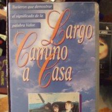 Cine: LARGO CAMINO A CASA - ROBERT MARKOWITZ - TIMOTHY HUTTON , BRENDA VACCARO - SAV . Lote 56462074