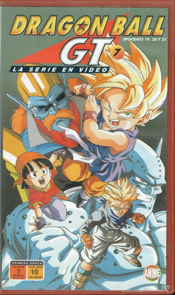 Cine: Dragon Ball GT 7. Episodios 19, 20 y 21 - Foto 1 - 56502833