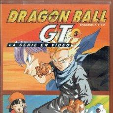 Cine: DRAGON BALL GT 3. EPISODIOS 7, 8 Y 9. Lote 56502846