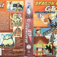 Cine: DRAGON BALL GT 3. EPISODIOS 7, 8 Y 9. Lote 56516053