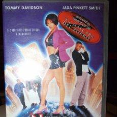 Cine: NOCHE SALVAJE - TOMMY DAVIDSON , JADA PINKETT - AURUM 1998. Lote 56535808