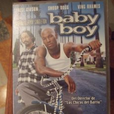 Cine: BABY BOY - JOHN SINGLETON - TYRESE GIBSON , SNOOP DOGG - TRISTAR 2001. Lote 137638429