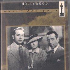 Cine: CASABLANCA - WARNER HOME VIDEO. 1985 VHS. Lote 56743128