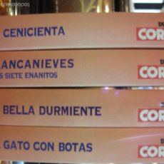 Cine: COLECION 4 VHS INFANTIL DIARIO CÓRDOBA MAS OBSEQUIO ASTERIX. Lote 56745106