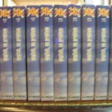Cine: COLECCION COMPLETA 10 VHS 20 UNIDADES ENGLISH NO PROBLEM EL MUNDO. Lote 56745351