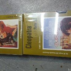 Cine: VHS CLEOPATRA 2 CINTAS. Lote 56802085