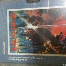 Cine: VHS EXCALIBUR . Lote 56805265