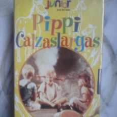 Cine: PIPI CALZASLARGAS, VHS.. Lote 56888065