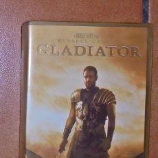 Cine: PELÍCULA VHS - GLADIATOR. Lote 57124614
