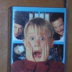 Cine: PELÍCULA VHS - SOLO EN CASA. Lote 57124619
