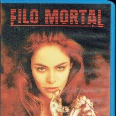 Cine: FILO MORTAL. Lote 57133073