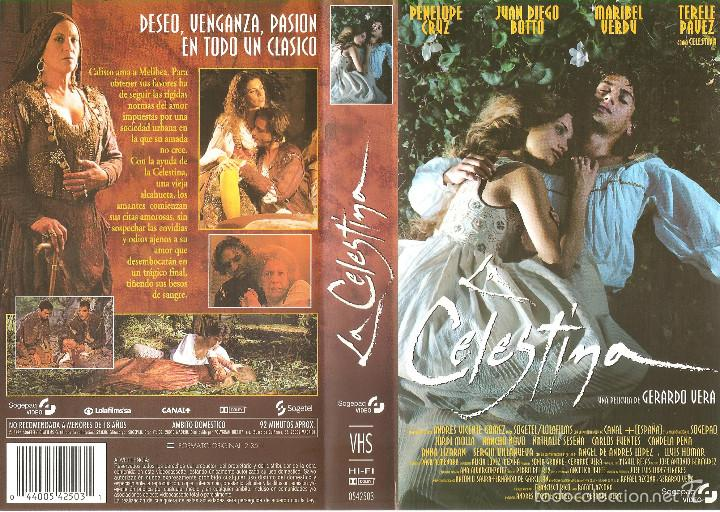 LA CELESTINA - PENÉLOPE CRUZ (Cine - Películas - VHS)