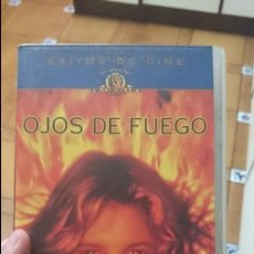Cine: OJOS DE FUEGO 1984 VHS DREW BARRYMORE (STEPHEN KING). Lote 57273565