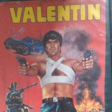 Cine: UN HOMBRE VIOLENTO — VHS — VALENTIN TRUJILLO . Lote 57374877