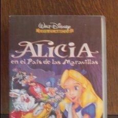 Cine: VHS ALICIA. Lote 57364938