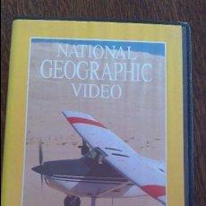 Cine: VHS NATIONAL GEOGRAFIC. Lote 57379633