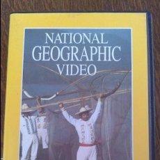Cine: VHS NATIONAL GEOGRAFIC. Lote 57379888