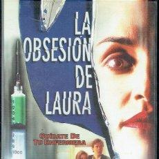 Cine: LA OBSESIÓN DE LAURA. Lote 57427597