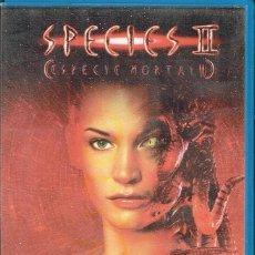 Cine: SPECIES II. ESPECIE MORTAL II. Lote 57528482