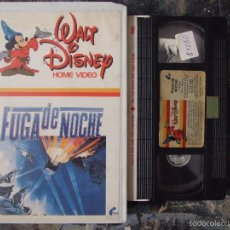 Cine: FUGA DE NOCHE - DELBERT MANN - TOM LEETCH - WALT DISNEY 1985. Lote 143628981