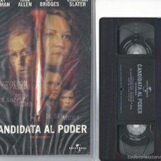 Cine: CANDIDATA AL PODER - VHS - SEGUNDA MANO. Lote 57571756